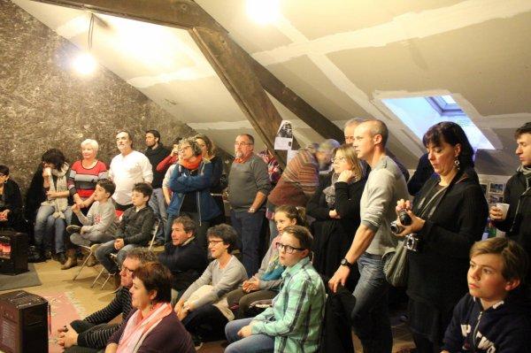 STONKA en concert pour fêter les 10 ans de l'école, le 26 avril 2016
