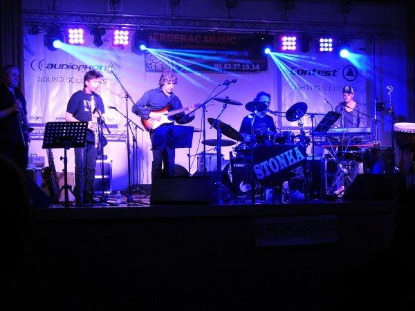 Stonka au BATKIFF, à Port Sainte Foy, le samedi 2 avril 2016