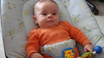mon petit fils a 2 mois