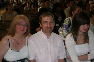 baptème de myrone 25 juillet 2010