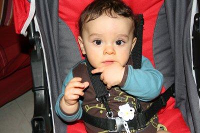 mon petit fils myrone 8 mois