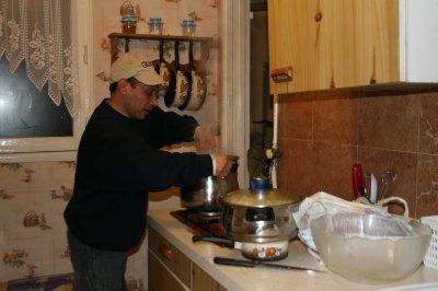 vendredi 1er avril soirée couscous