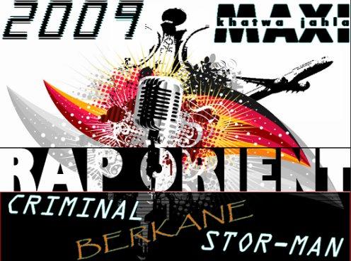 RAP-ORIENT MAXI KHATWA JAHLA 2008 / 2009