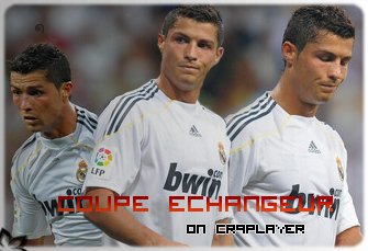 iii CR7PLAYER8888888888888888Coupe Echangeur