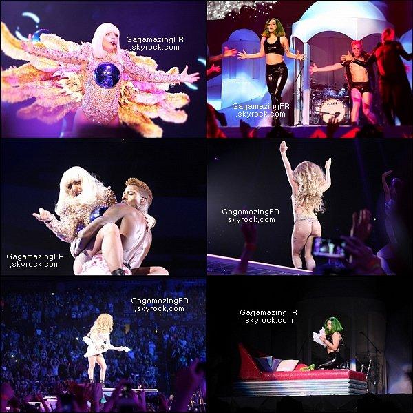 _  6MAI .:. La belle Gaga en live en Atlanta, GA..  _