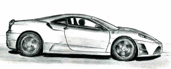 Ferrari f430 scuderia sldesign - Dessin de ferrari ...