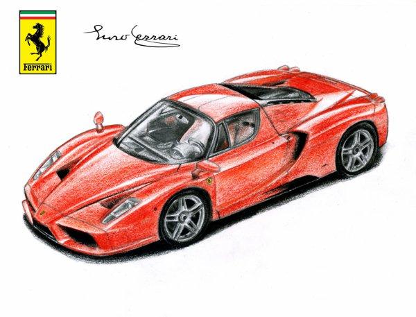 Ferrari Enzo Sldesign