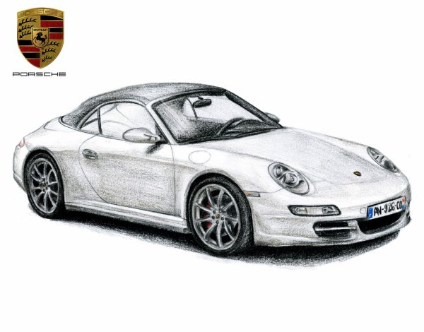 Articles de silou71 tagg s porsche sldesign for Plans de dessins de porche