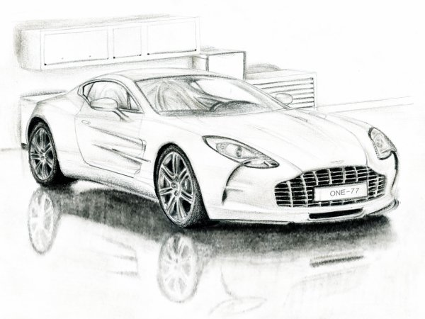 "Aston Martin One-77 ""Power beauty and soul"""
