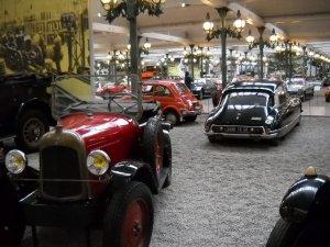 Musée automobile de Mulhouse