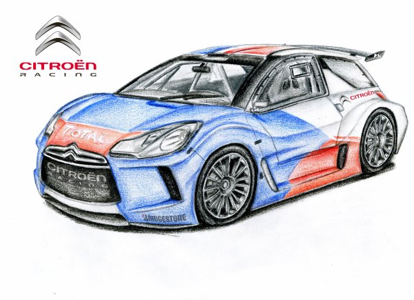 Citroën DS3 Trophy