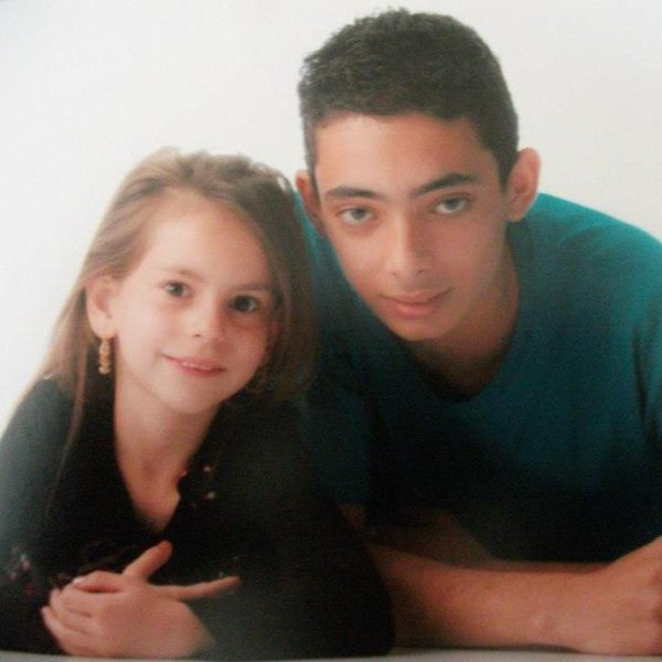 mi hijo y mi primo