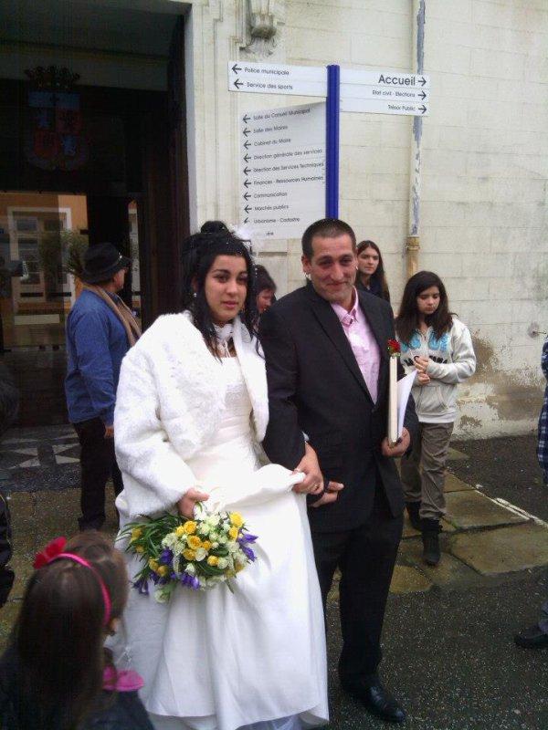 la boda de mi primo y su esposa