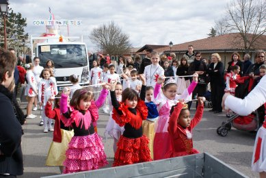 carnaval de fonsorbes 2011
