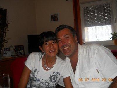 Zia Anna et Zio John