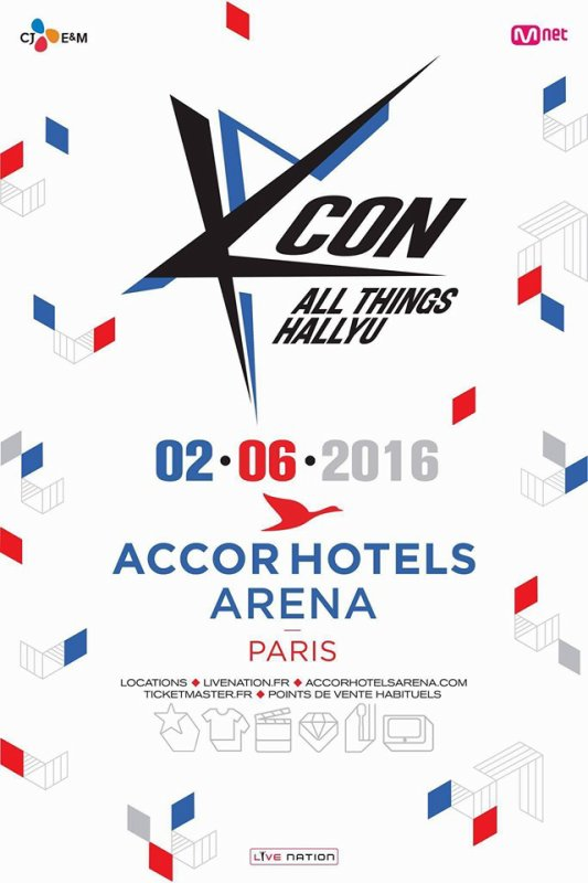 Billets Kcon Paris