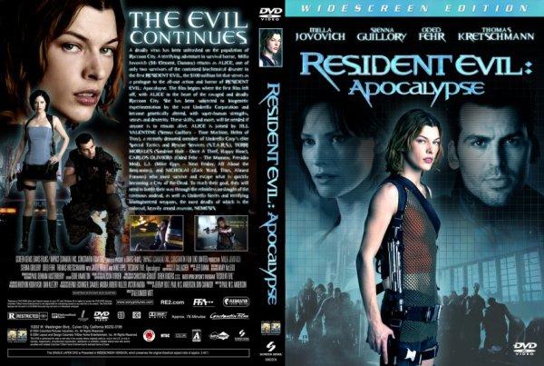 Resident Evil II Apocalypse