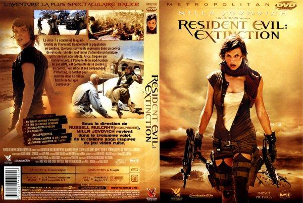 Resident Evil III Extinction