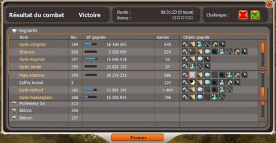 Petit record !