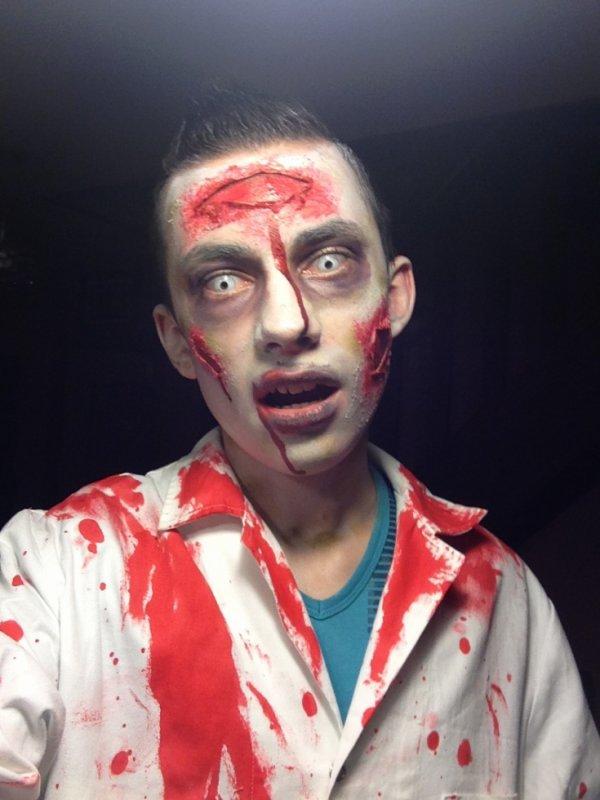 Joyeux Halloween tout le monde :D