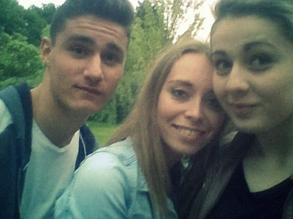 mes amours.