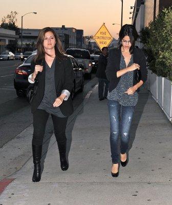 Selena et Sa mère
