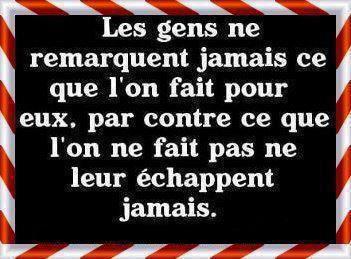Les Gens...