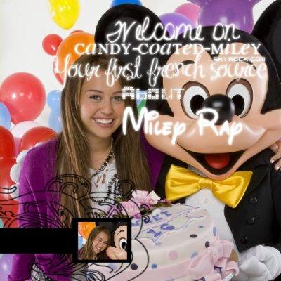 Article de Mars. Candy-Coated-Miley // Créa // Inspi Créa // Déco // Inspi Déco // Prévenus