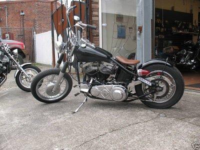 Harley Davidson Seattle >> 1951 Harley Davidson Panhead 1500 Cc Seattle Wa Bobber