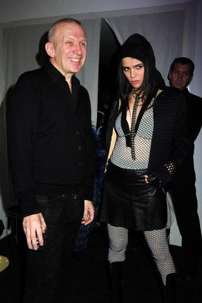 Semaine de la mode: Création Jean-Paul Gauthier (27.01.2010)