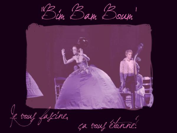 Lyrics ♪ BiM BaM BouM ♪
