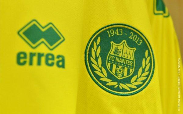 Le FC Nantes dévoile sa tenue 2013-2014 !