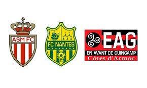 Nantes et Guingamp montent en Ligue 1