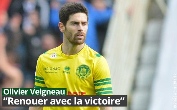 Olivier Veigneau : ''Renouer avec la victoire''