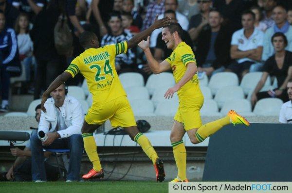 """FCNA - Veretout : """"Marseille est une belle équipe"""""""