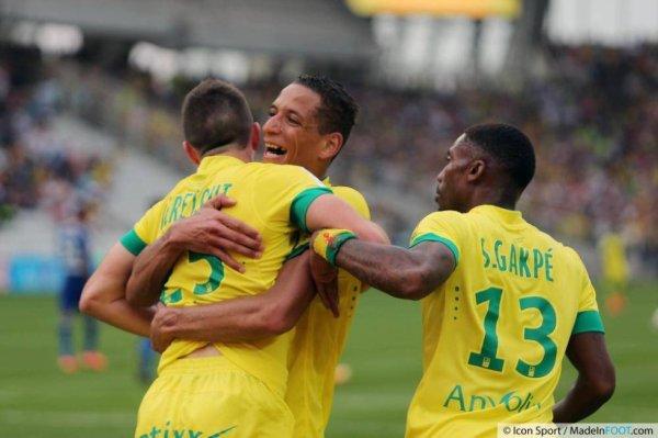 CDL - FCN - FC Metz : Les compos officielles