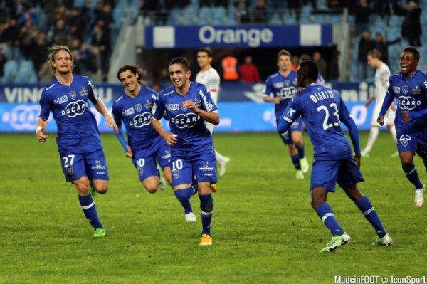 L1 - Le SC Bastia domine Rennes et peut souffler ! (2-0)
