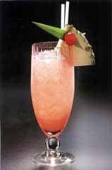 les cocktail : le métissé