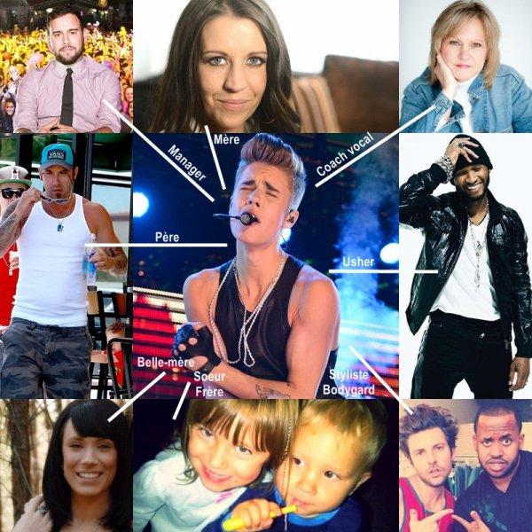 Famille de Justin.