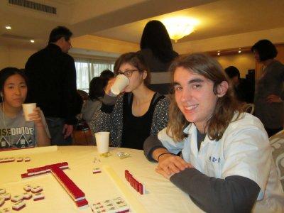 Mahjong - 9 & 10 janvier 2012