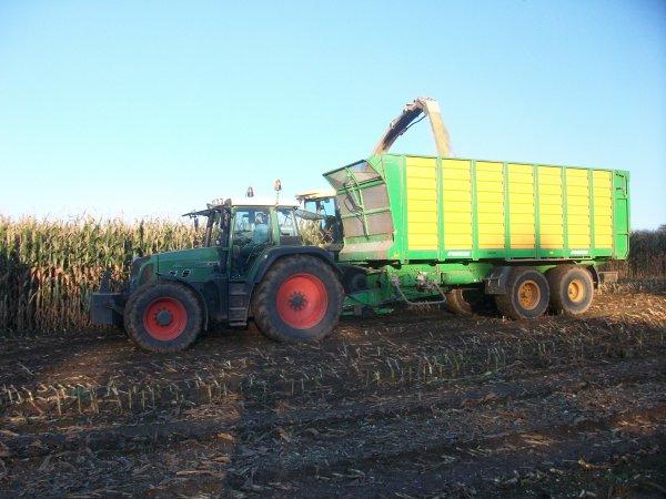 Ensilage de maïs par Otten !