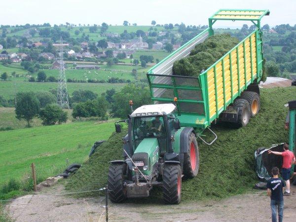 Ensilage d'herbe par Otten !