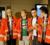 nos boys en kimono a tokyo