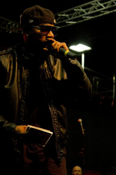 Nuff Respect - Urban Peace (Live)