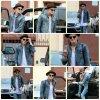 Mars 25: Cody arrivant au studio de danse le mardi
