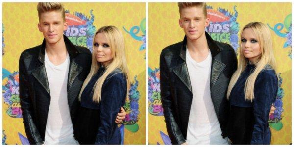 29 mars: Cody et Alli au Kid's Choice Awards de 2014
