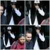 30.03 - Justin quitte son hôtel à Montreal