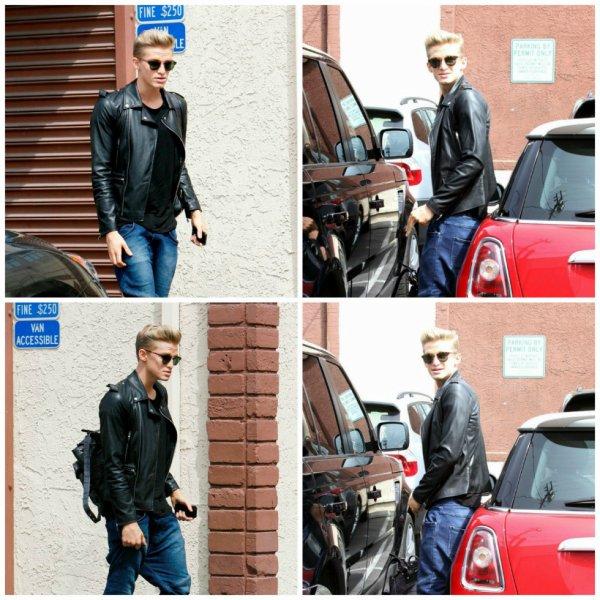 28 mars: Cody quitter le studio de danse le vendredi