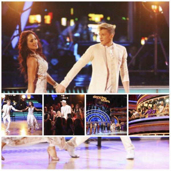 7 avril: Cody & Sharna effectuer pendant la Semaine 4 de Dancing