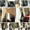 """1.04 - Justin à l'extérieur du studio """"Hit Factory"""" à Miami"""